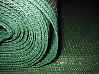Windbreak and Shade Netting is Manufactured from long lasting polyethylene threads