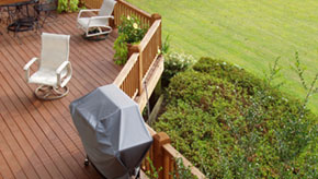 Supplier of Decking and Treated Timber Products